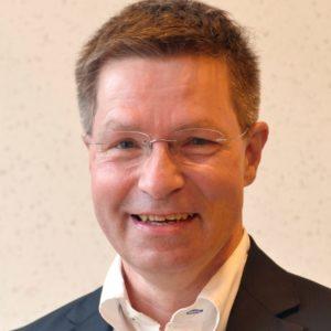 Fraktionsvorsitzender Wolfgang Lenz